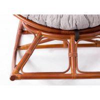 Кресло-качалка из ротанга Papasan Rocker Chair
