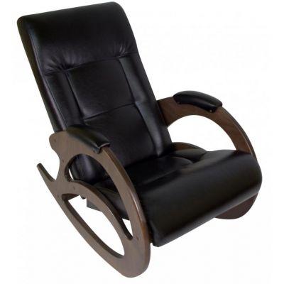 Кресло-качалка Тенария 1 экокожа