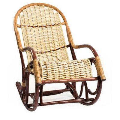 Кресло-качалка плетёное Усмань (ивовая лоза)