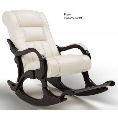 Кресло-качалка Родос крем