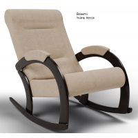 Кресло-качалка Венето ткань
