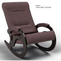 Кресло-качалка Вилла ткань