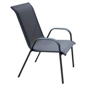 Кресло KINGSTON металл