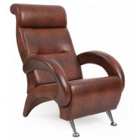 Кресло для отдыха Модель 9-К 013.009 экокожа