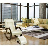 Кресло-качалка Модель 4 экокожа