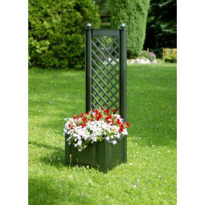 Маленький ящик для растений с шпалерой код 37203