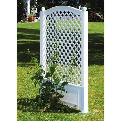 Садовая декоративная шпалера с штырями для установки в землю 37701