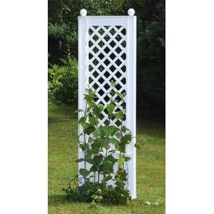 Садовая декоративная шпалера с штырями для установки в землю 37801