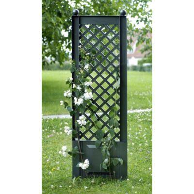 Садовая декоративная шпалера с штырями для установки в землю 37803