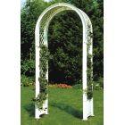 Садовая арка с штырями для установки в землю код 37901