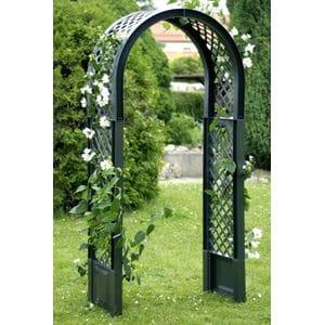 Садовая арка с штырями для установки в землю код 37903