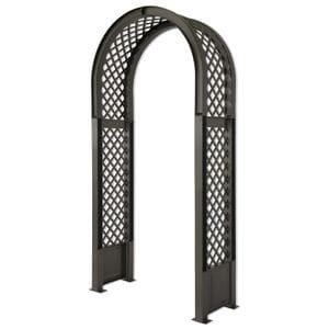 Садовая арка с штырями для установки 37905