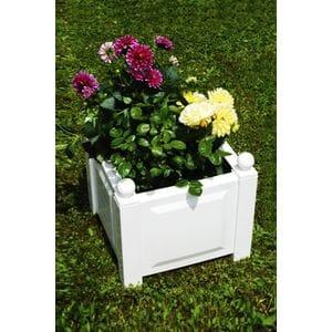 Квадратный ящик для растений 38001