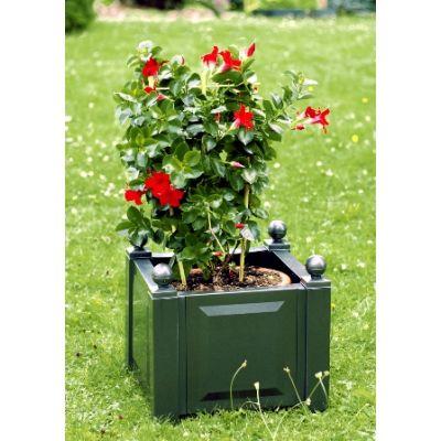 Квадратный ящик для растений 38003
