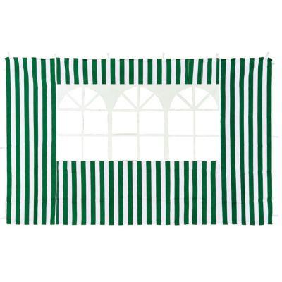Стенка с окном зелёная