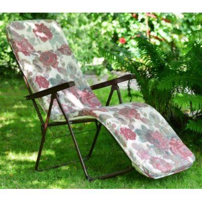 Кресло-шезлонг Альберто-3 с212\48