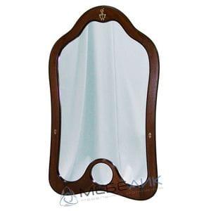 Зеркало навесное Джульетта темно-коричневый