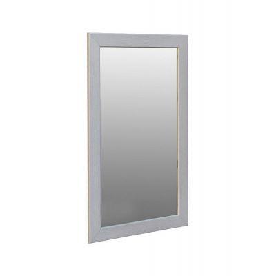 Зеркало навесное Берже 24-105 белый ясень