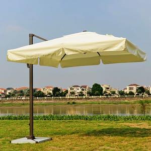 Зонт уличный садовый Garden Way A002-3030 кремовый