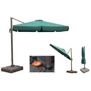 Зонт уличный садовый Garden Way A002-3030 зеленый