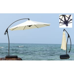 Зонт уличный садовый Garden Way A005 крем