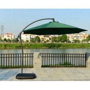 Зонт уличный садовый Garden Way A005 зелёный