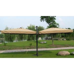 Зонт уличный садовый Garden Way A008 бежевый
