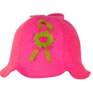Банная шапка Кокетка