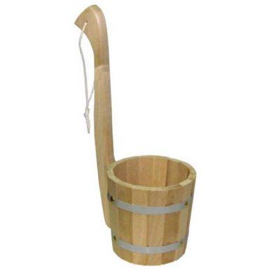 Ковш 1.2 литра с вертикальной ручкой