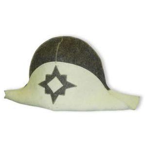 """Банная шапка """"Наполеон"""""""