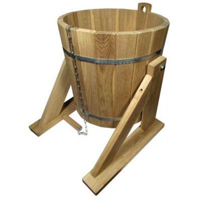 Обливное ведро с переливом 15 литров