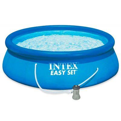 Бассейн надувной Intex Easy Set 28142