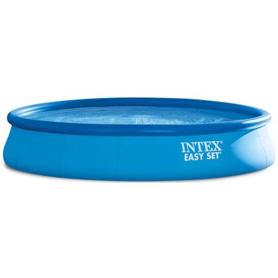 Бассейн надувной Intex Easy Set 28158 фильтр