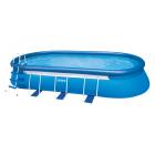 Бассейн надувной Intex Easy Set 28194 полный комплект
