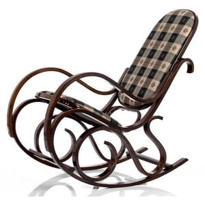 Кресло-качалка Формоза ткань