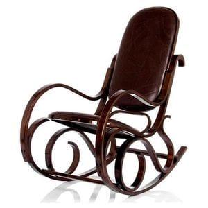 Кресло-качалка Формоза кожа