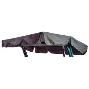 Тент-крыша на садовые качели Турин Премиум