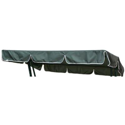 Тент-крыша на садовые качели Люкс-2