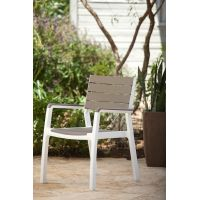 Кресло пластиковое армированное Harmony