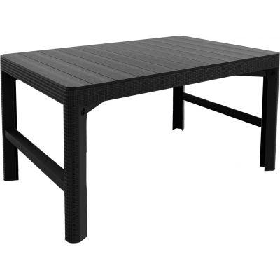 Стол Lyon rattan table раскладной