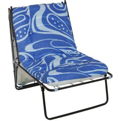 Раскладушка кресло с матрасом Лира