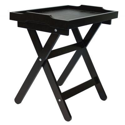 Журнальный столик с подносом Лотос