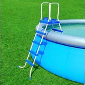 Лестница для бассейна 107см