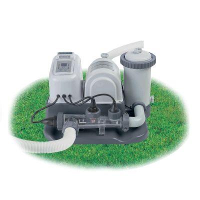 Хлорогенератор с фильтр-насосом 220 В (4 542 л/ч)