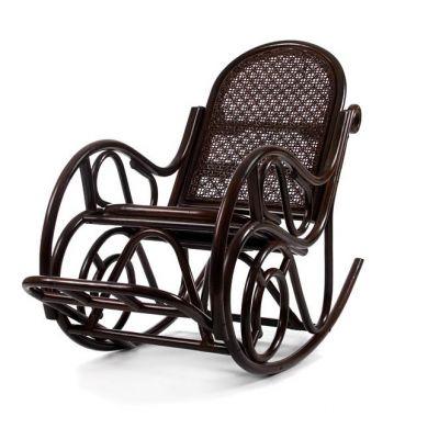 Кресло-качалка из ротанга Москва (Moscow)