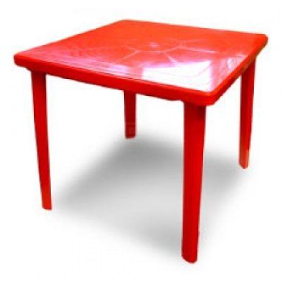Стол пластиковый 80 х 80 Стандарт Пластик