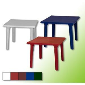 Стол пластиковый квадратный 90х90 ГазСервис